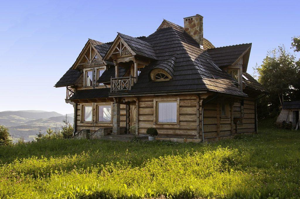 remonty domów drewnianych